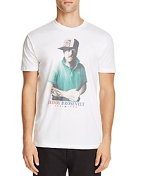 Kid Dangerous Teddy Brosevelt Graphic Tee White