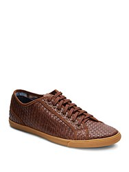 Ben Sherman Connallo Lace Up Sneakers Brown
