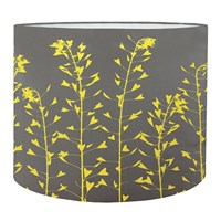 Clarissa Hulse Heart Grasses Lamp Shade Storm Sulphur