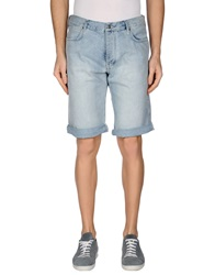 Jean.Machine Jean. Machine Denim Bermudas