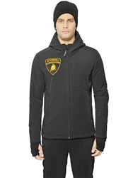 Hydrogen Ltd Lamborghini Cold Buster Ski Jacket Black