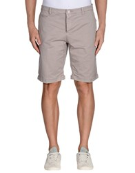 Takeshy Kurosawa Trousers Bermuda Shorts Men Beige
