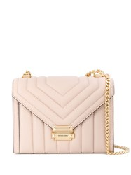 Michael Kors Collection Quilted Shoulder Bag 60