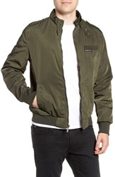 Members Only Iconic Racer Jacket Dark Green