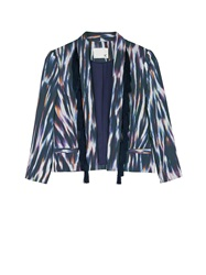 Supertrash Johnny Printed Tassel Blazer Multi Multi