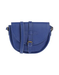 Corsia Handbags Dark Blue