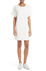 Rag And Bone Women's Jean French Terry Cotton Dress