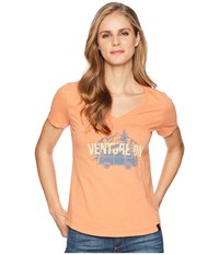 United By Blue Venture On Melon Clothing Orange