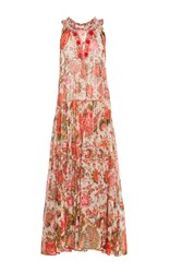 Anjuna Clotilde Floral Dress Print