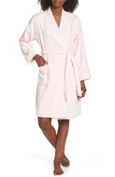 Ugg Lorie Terry Short Robe Seashell Pink
