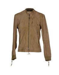 Messagerie Coats And Jackets Jackets Men Military Green