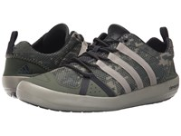 Adidas Climacool Boat Lace Base Green Tech Beige Dark Grey Camo Print Men's Shoes