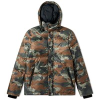 Penfield Equinox Camo Jacket Green