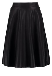 Noisy May Nmanna Pleated Skirt Black