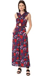 Alice Mccall Wildwood Jumpsuit Violet Floral