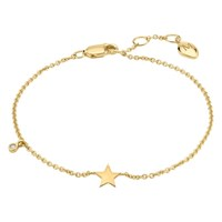Missoma 18Ct Gold Vermeil Cosmic Star Bracelet Gold