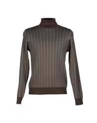 Roberto Pepe Turtlenecks Dove Grey