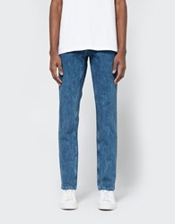 A.P.C. Low Standard Washed Indigo