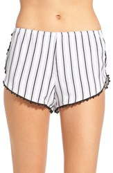 Bp. Undercover Junior Women's Bp. Woven Sleep Shorts