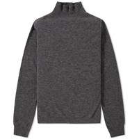 Our Legacy Base Turtle Neck Knit Grey