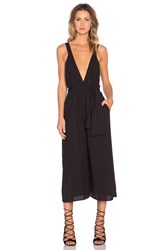 The Fifth Label Poetry In Motion Jump Suit Black