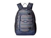 Burton Youth Day Hiker 20L Faded Saddle Stripe Backpack Bags Gray