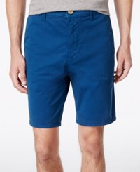 American Rag Men's Stretch Twill Shorts Only At Macy's Crater Lake
