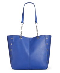 Inc International Concepts Korra Small Tote Only At Macy's Blue