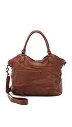 Liebeskind Paulette Hobo Bag Brown
