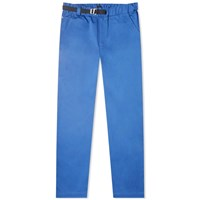 Kenzo Straight Leg Belted Pant Blue