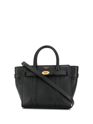 Mulberry Small Tote Bag Black