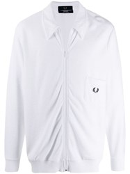 Fred Perry White
