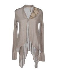 Fly Girl Cardigans Dove Grey