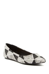 Joe's Jeans Kitty Vi Slip On Flat Multi