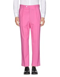 Lc23 Casual Pants Fuchsia