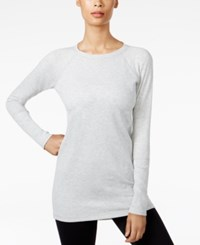 Ideology Casual Tunic Created For Macy's Grey Whisper