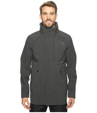 The North Face Apex Flex Foretex Disruptor Parka Tnf Dark Grey Heather Men's Clothing Gray