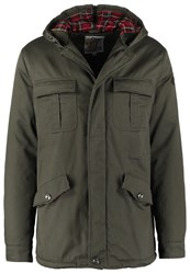 Harrington Mods Parka Kaki Khaki