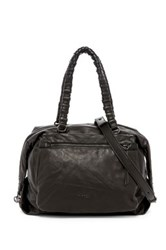 Liebeskind Akashis Leather Satchel Black