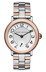 Marc By Marc Jacobs Women's Riley Bracelet Watch 36Mm