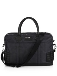 Diesel Urban Eastside Briefcase Dark Grey