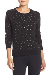 Women's Spiritual Gangster 'Muse' Star Print Pullover