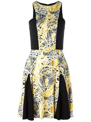 Philipp Plein Corto Laig Dress Black