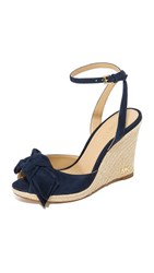 Michael Michael Kors Willa Wedges Admiral