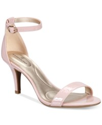 Bandolino Madia Dress Sandals Light Pink