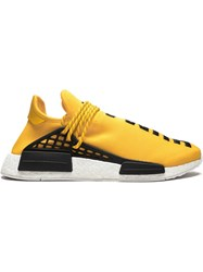 Adidas By Pharrell Williams Pw Human Race Nmd Sneakers Yellow And Orange