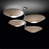 Bover Siam 4 Luces Pendant