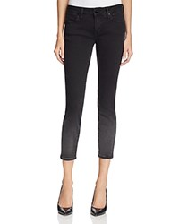 Mavi Jeans Adriana Ankle In Ombre Black Gold