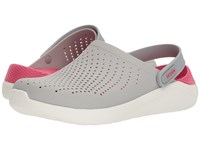 Crocs Literide Clog Pearl White White Shoes