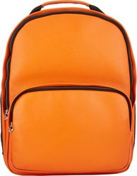 Hood By Air Convertible Backpack Orange
